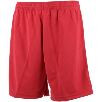 Vêtements Homme Shorts / Bermudas Tremblay Poly rouge uni short foot Rouge