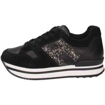 Chaussures Enfant Baskets basses Hogan HXC2220T548GAC09TP Noir