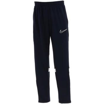 Vêtements Homme Pantalons de survêtement Nike Drifit academy pant foot jr Bleu marine / bleu nuit