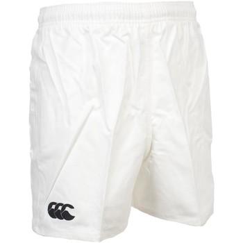 Vêtements Homme Shorts / Bermudas Canterbury Basic short rugby blanc Blanc