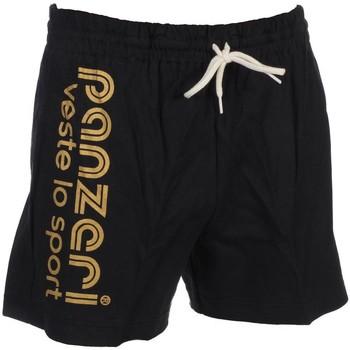 Shorts / Bermudas Panzeri Uni a nr/or jersey short