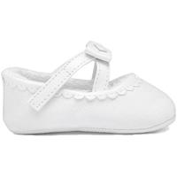 Chaussures Fille Chaussons Mayoral Chaussons Bébé combinés Blanc Blanc