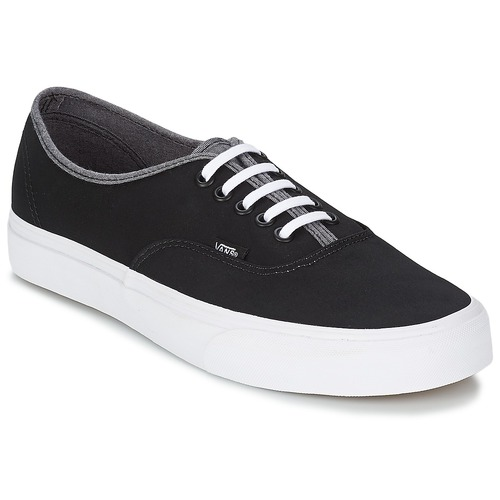 Basket montante Vans AUTHENTIC Noir / Gris 350x350