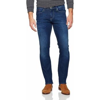 Vêtements Homme Jeans slim Tommy Hilfiger SLIM SCANTON SRS Bleu