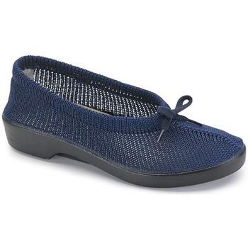Chaussures Femme Mocassins Calzamedi orthopédique femme de chaussures BLEU