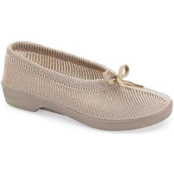 Chaussures Femme Mocassins Calzamedi orthopédique femme de chaussures BEIGE