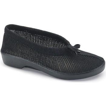 Chaussures Femme Mocassins Calzamedi orthopédique femme de chaussures BLACK