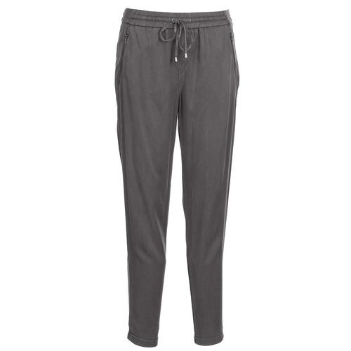 Pantalons fluides Esprit SIURO Gris 350x350