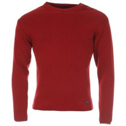 Vêtements Homme Pulls Armor Lux - pull ROUGE