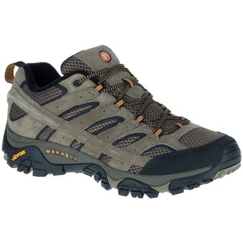 Chaussures Homme Baskets basses Merrell Moab 2 Ventilator Gris