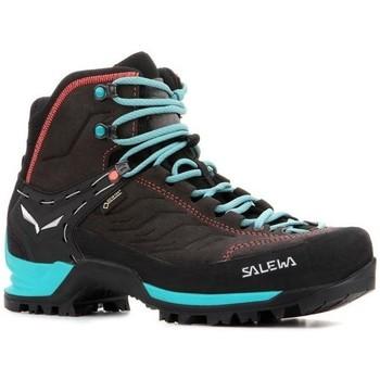 Chaussures Femme Randonnée Salewa WS MTN Trainer MID GTX 63459 0674 szary