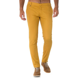 Vêtements Homme Chinos / Carrots Antony Morato MMTR00374 8018 Moutarde
