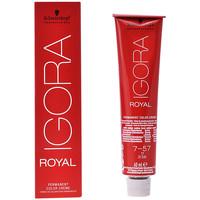 Beauté Accessoires cheveux Schwarzkopf Igora Royal 7-57  60 ml