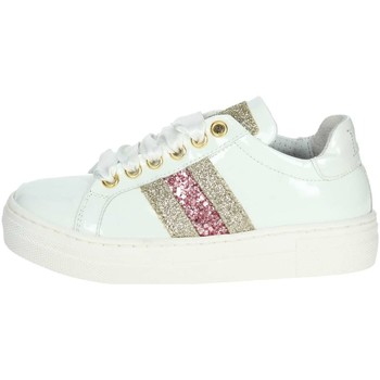 Chaussures Enfant Baskets basses Le Petit Bijou 6314 Blanc