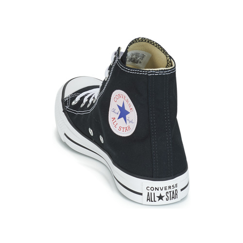 All Hi Noir Star Chuck Baskets Montantes Core Taylor Converse mwv8Nn0O