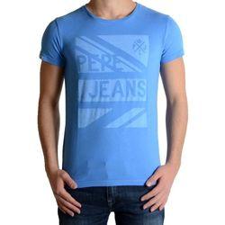 Chaussures Garçon Baskets basses Pepe jeans Tee Shirt Enfant Abbott Bleu