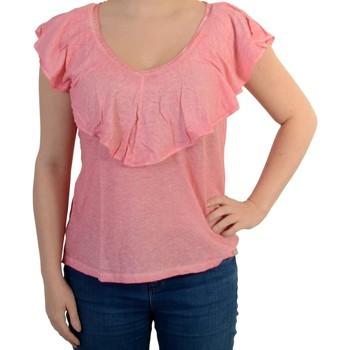 Vêtements Femme T-shirts manches courtes Pepe jeans Tee Shirt Kasia Rose