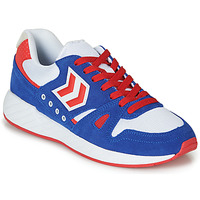 Chaussures Baskets basses Hummel LEGEND MARATHONA Bleu / Rouge / Blanc