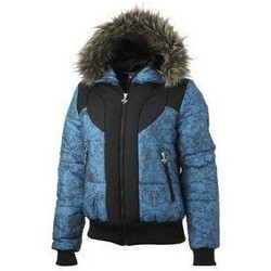 Vêtements Femme Blousons Puma BEST WINTER JACKE 55595901 niebieski