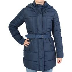 dcb6258d3b Vêtements Femme Doudounes Pepe jeans Doudoune Besty Bleu