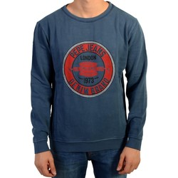 Vêtements Garçon Sweats Pepe jeans Sweat Enfant Siro JR Bleu
