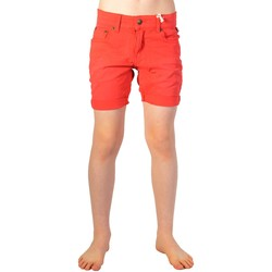 Vêtements Garçon Shorts / Bermudas Petrol Industries  Rouge
