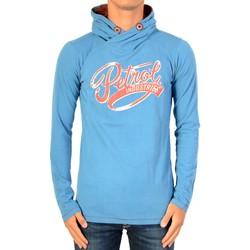 Vêtements Garçon Sweats Petrol Industries Tee Shirt Enfant Tee Longsleeve Hooded Bleu