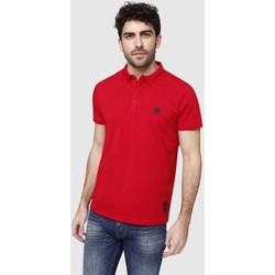 Vêtements Homme Polos manches courtes Redskins Polo MANOR CALDER RED