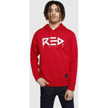 Vêtements Homme Sweats Redskins Sweat RED84 SPINNER RED