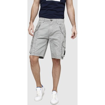 Vêtements Homme Shorts / Bermudas Redskins Short CIPRIAN GORMAN Gris