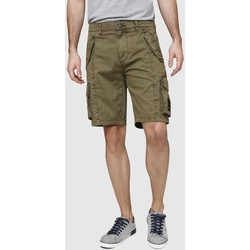 Vêtements Homme Shorts / Bermudas Redskins Short CIPRIAN GORMAN Kaki
