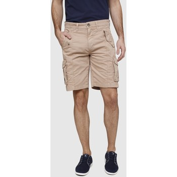 Vêtements Homme Shorts / Bermudas Redskins Short CIPRIAN GORMAN Sand