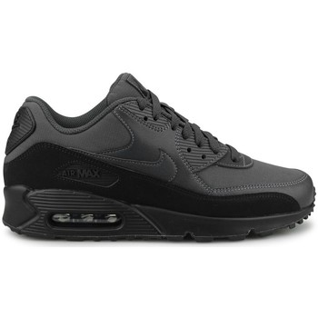 Chaussures Femme Baskets basses Nike Air Max 90 Essential Gris Gris