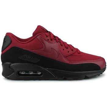 Chaussures Homme Baskets basses Nike Air Max 90 Essential Rouge Rouge
