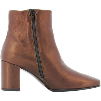 Chaussures Femme Bottines Tosca Blu SF 1719 marron