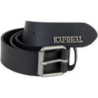 7878433c3d3 KAPORAL - ceinture femme KAPORAL - Livraison Gratuite avec Spartoo.com !