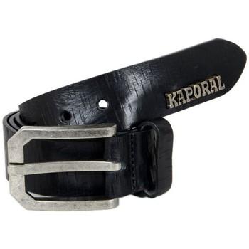 KAPORAL - ceinture homme KAPORAL - Livraison Gratuite avec Spartoo.com ! 12ffbd65928