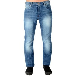 Vêtements Garçon Jeans droit Kaporal s  Albor Bleu