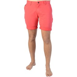 Vêtements Homme Shorts / Bermudas Kaporal Saber Orange