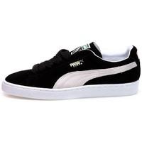 Chaussures Homme Baskets basses Puma France SUEDE Noir