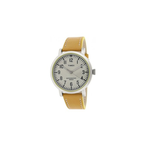 Chaussures Homme Baskets mode Timex Montre Homme Ronde