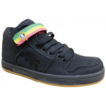 Chaussures de Skate I Path grasshopper black rasta hemp