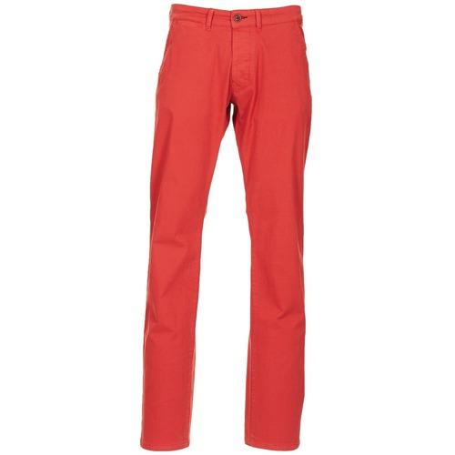 Vêtements Homme Chinos / Carrots Jack & Jones BOLTON DEAN ORIGINALS Rouge