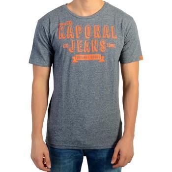 Vêtements Garçon T-shirts manches courtes Kaporal Tee Shirt  Enfant Napy Bleu