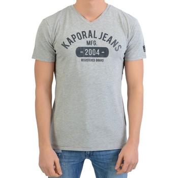 Vêtements Garçon T-shirts manches courtes Kaporal Tee-Shirt  Enfant Rudy Gris