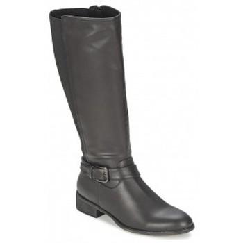 Chaussures Femme Bottes ville LPB Shoes Bottes Zanzibar Noir Noir
