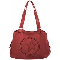 Sacs Femme Cabas / Sacs shopping Thierry Mugler Sax Elixir 1 MT4Q3W1K33 Cognac  Bordeaux Rouge