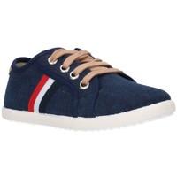 Chaussures Garçon Baskets basses Batilas 47932E - Azul marino bleu