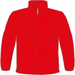 Vêtements Enfant Polaires B And C Sirocco Rouge