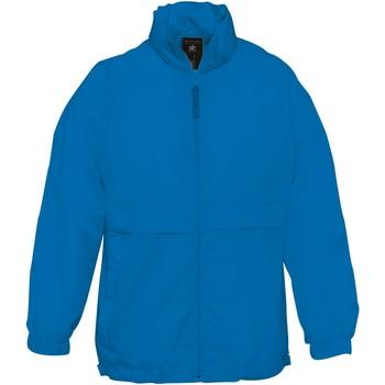 Vêtements Enfant Coupes vent B And C Sirocco Bleu roi